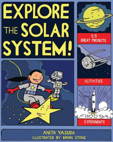 Educational Activities for Kids - How to Make Your Own Solar Eclipse!