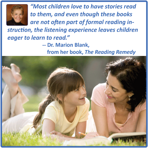 Reading Quotes For Kids: Reading To Children Is Pivotal When Teaching To Read