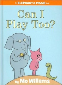 Reading for kindergarten: Elephant and Piggie: Can I Play Too ...
