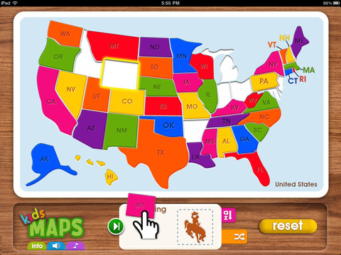 Great apps for kids kids maps map puzzle game reading kingdom blog educational activities for kids educational ipad apps great apps for kids kids learning kids maps map puzzle game is one of gumiabroncs Choice Image