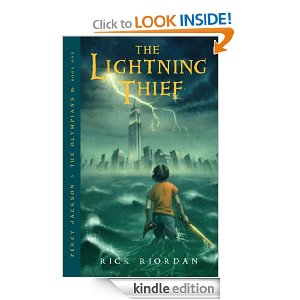 Fictional stories for kids The Lightning Thief Reading Kingdom Blog