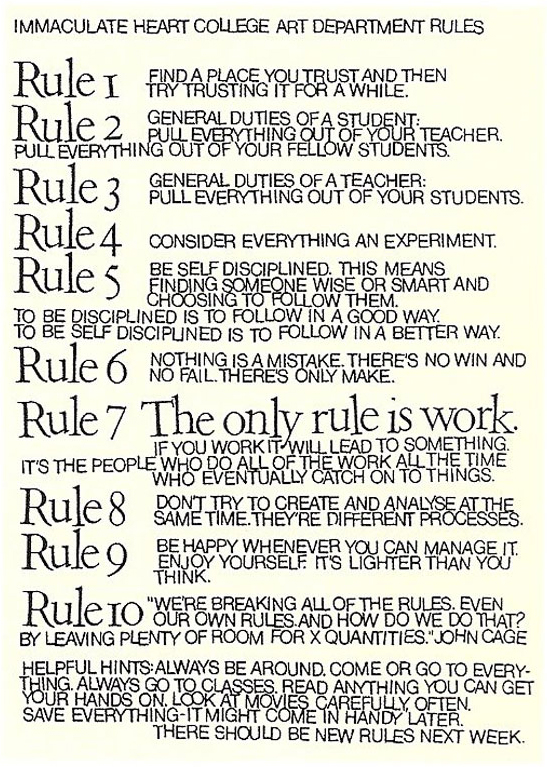 class rules for students reading kingdom blog