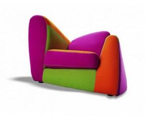 Tiny Bright Armchair