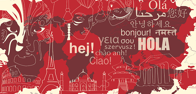 whether one language spoken worldwide would What languages should you know if you want to travel the world freely portuguese/spanish - these are put together because it probably is enough to just know one of them it is the most widely spoken language in the world and i am under the impression that a lot of people in china do.